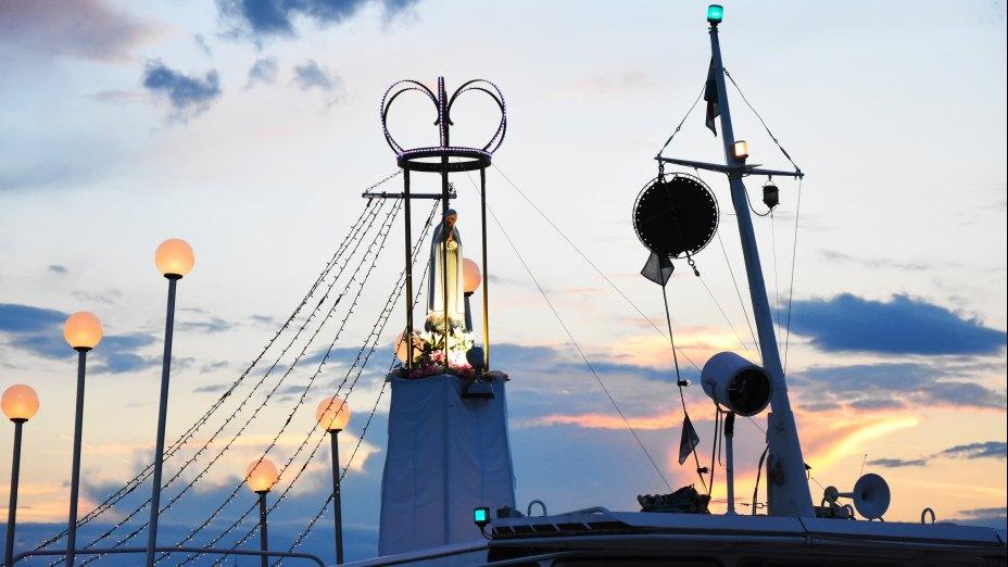 15. August: Marienschiffsprozession auf dem Wörthersee | © Foto: Karl-Heinz Kronawetter