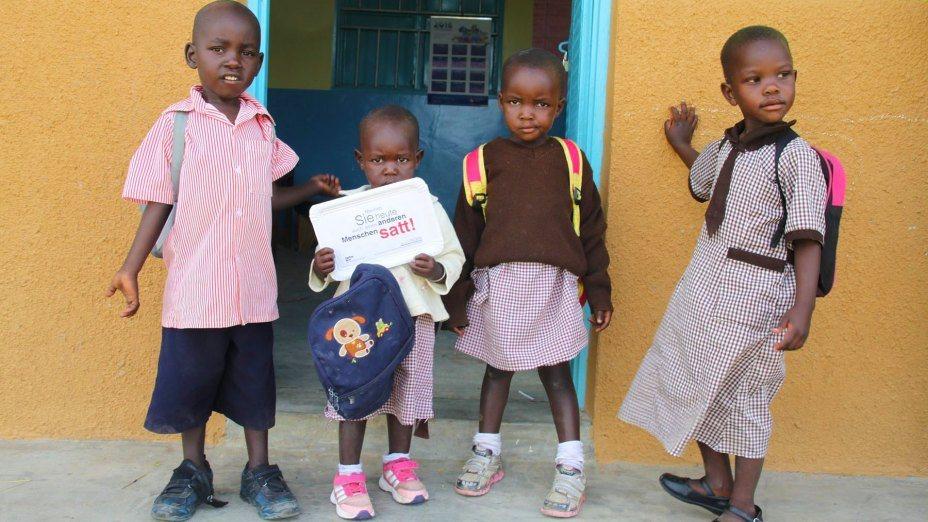 Für eine Zukunft ohne Hunger   © Foto: A. Blattnig / Caritas Kärnten