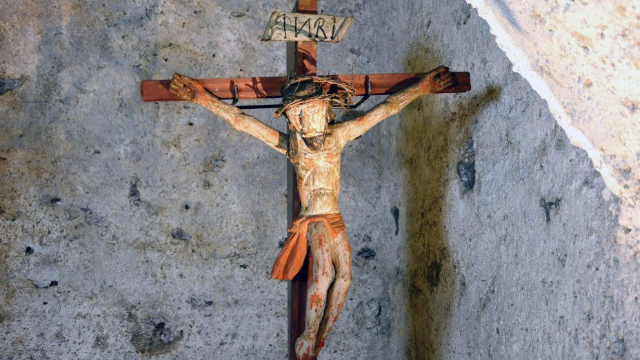 Kako je Jezus umrl na križu | © Foto: Gotthardt