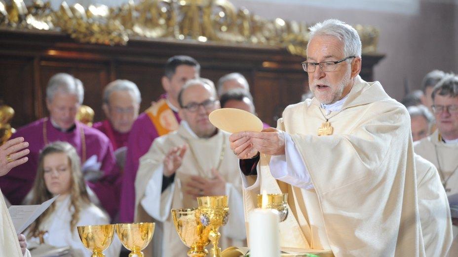 Jože Marketz je 66. škof krške škofije   © Foto: Gotthardt
