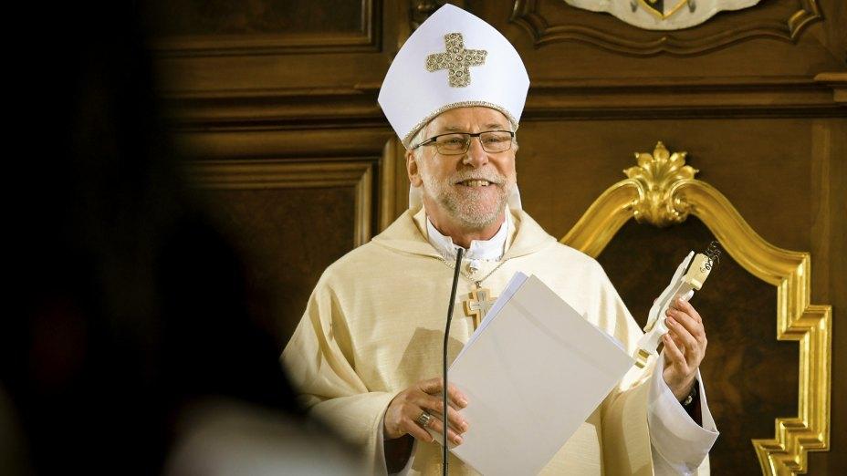Bischof Marketz: In der Kirche muss jeder Platz haben | © Foto: Neumüller / Diözese Gurk