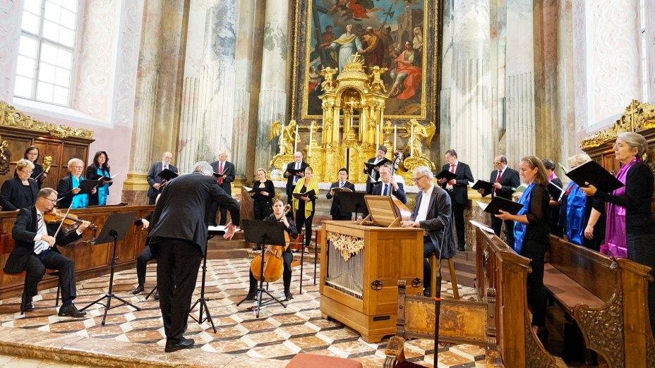 MUSICA SACRA 2021 im Dom zu Klagenfurt | © Foto: Dommusik Klagenfurt