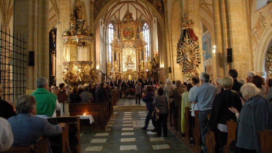 Škofovska konferenca: olajšave za bogoslužja od 10. junija | © Foto: Nedelja