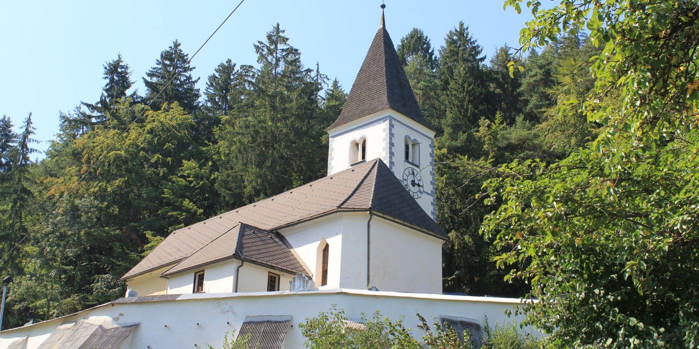 Bild 1: St. Veit im Jauntal/Št. Vid v Podjuni