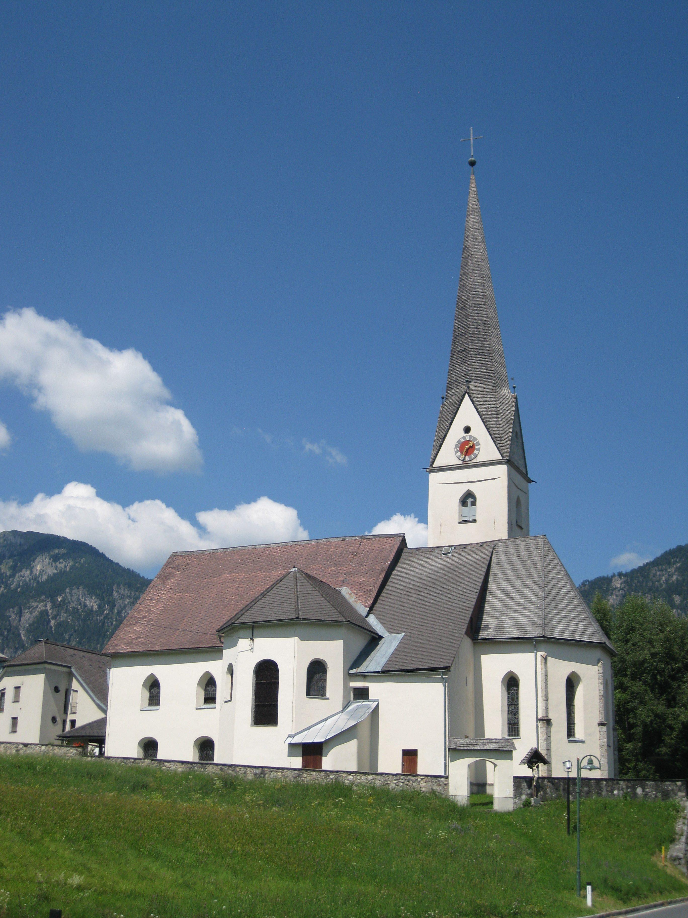 St. Stefan an der Gail