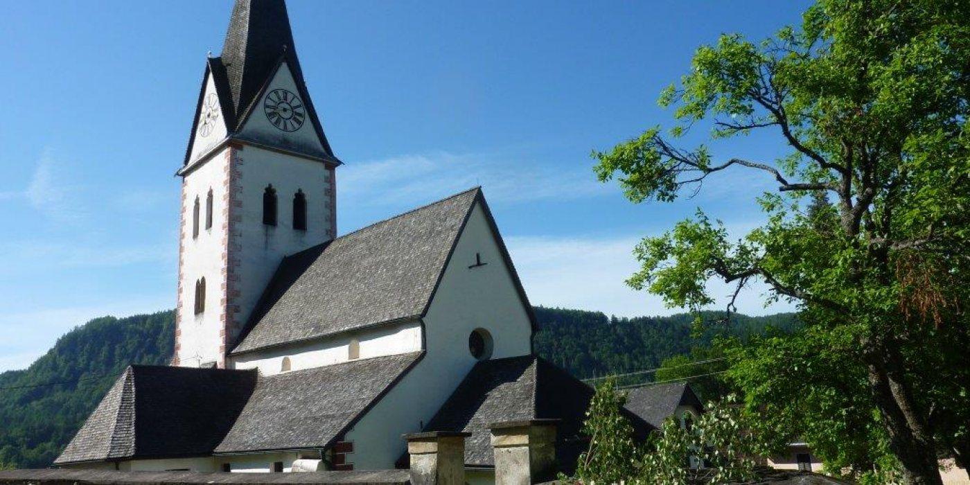 Bild 1: Keutschach/Hodiše