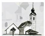Bild: Klagenfurt-St. Jakob an der Straße