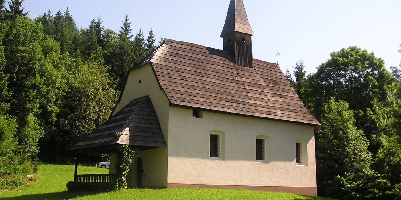 © © Foto:Filialkirche St. Nikolaus am Windischen Weinberg