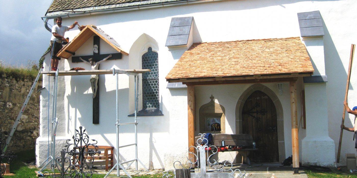 Bild 1: Wölfnitz/Saualpe