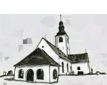 Bild: Launsdorf und St. Sebastian