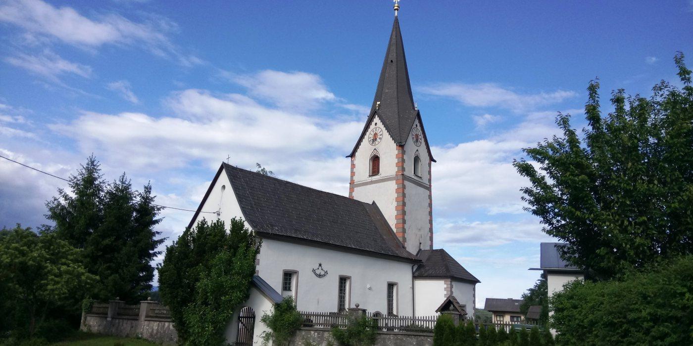 Bild 1: Fürnitz/Brnca