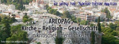 Logo: Areopag: Kirche - Religion - Gesellschaft Stabsstelle