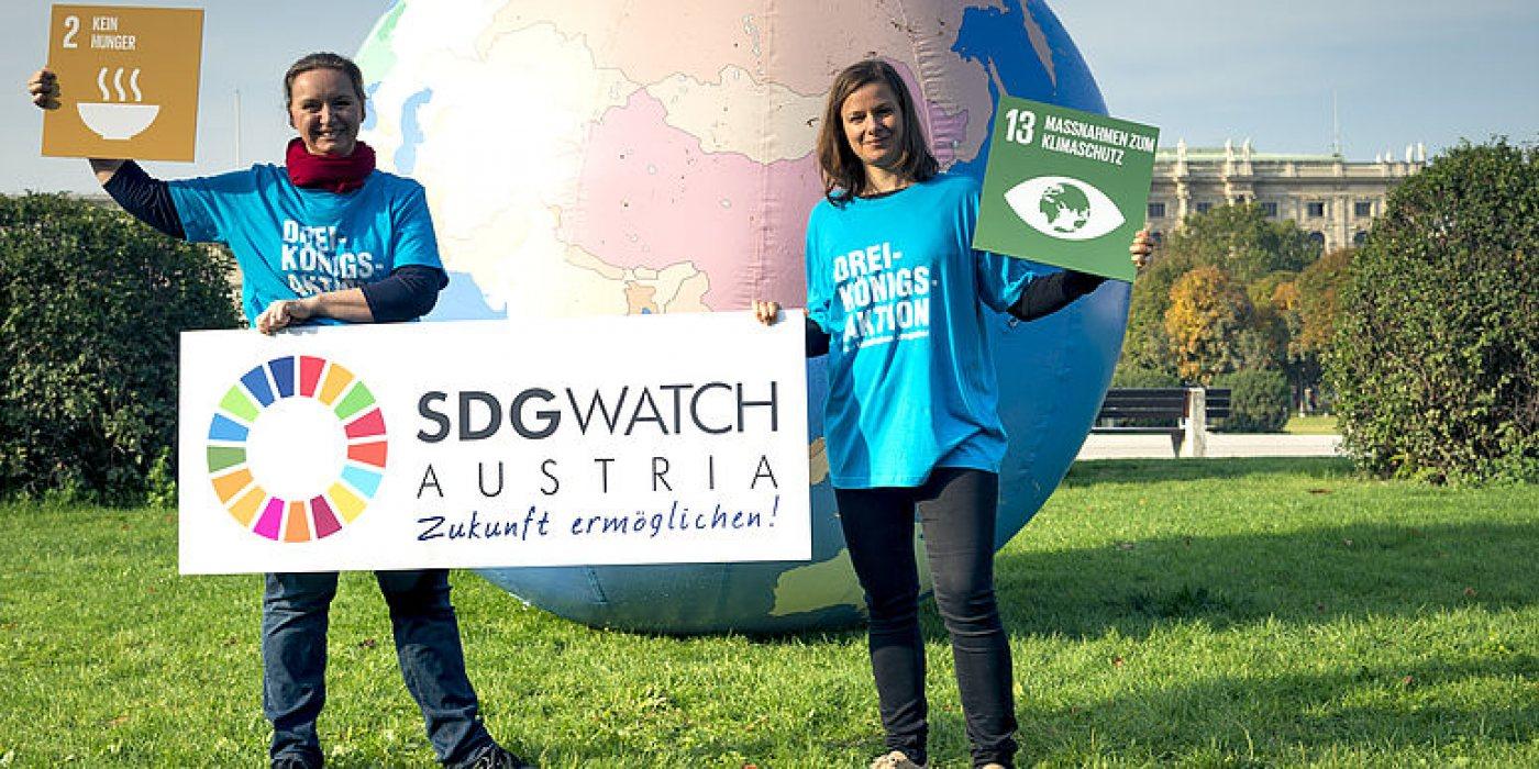 © Foto: KJS/DKA, Für Menschenrechte - Weltweit!