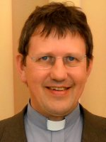 Pfarrer  Mag. Michael Georg Joham (© Foto: U. Modritsch)