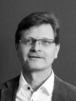 Redakteur Vincenc Gotthardt (© Foto: Reichmann)
