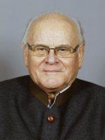 Pfarrer i.R. Kons. Rat Mag. Richard Kogler (© Foto: Pressestelle/Höher)