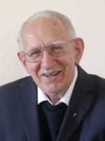 Pfarrer i. R. Geistl. Rat Karl Menzinger (© Foto: Pressestelle / Eggenberger)