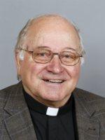 Pfarrer i.R. Kons. Rat Christian Moritz (© Foto: Pressestelle/Höher)