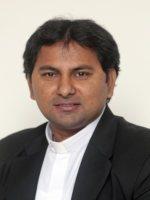 Provisor  P. Vijaya Madanu MF (© Foto: Pressestelle/Eggenberger)