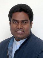 Provisor Nirmal Kumar Yarramalla (© Foto: Pressestelle/Eggenberger)