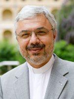 Spiritual  P. Dr. Thomas Neulinger SJ (© Foto: Gerd Neuhold / Sonntagsblatt)