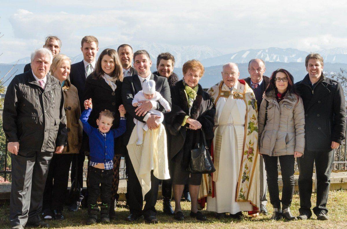 Taufe Von Eva Stocker