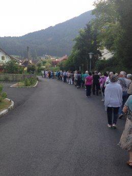 Bild: 31. Dekanatswallfahrt / Dekanijsko romanje - Dekanat Villach - Land