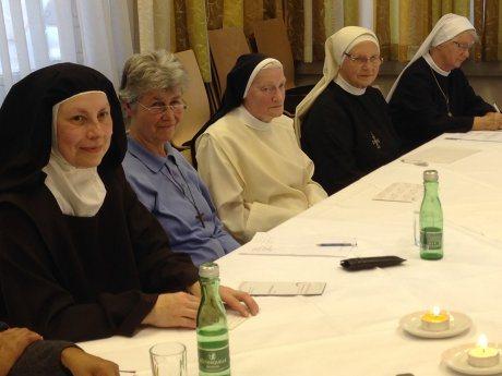 Bild: Herbstkonferenz der Frauenorden