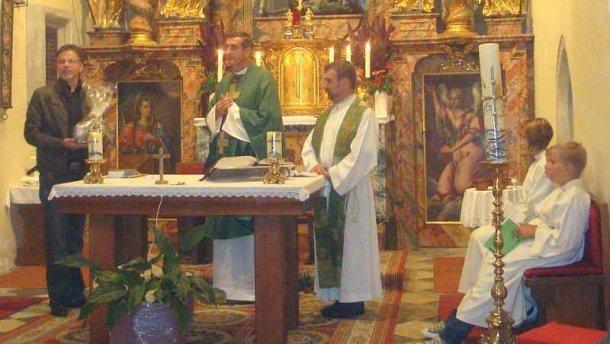 Bild: Begrüßungsgottesdienst