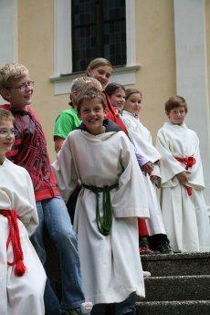 Bild: Ministrant sein - mehr als Altardienst