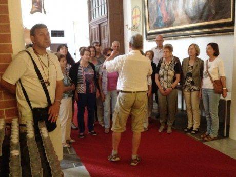 Bild: Kirchenchor-Ausflug