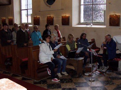 Bild: Treffen der Pfarrgemeinderäte des Dekanates Gmünd-Millstatt