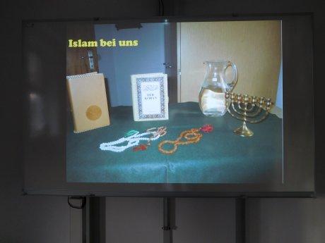 Bild: Migration und Integration in der Schule