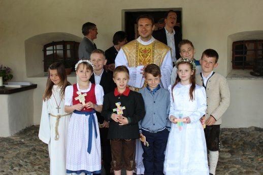 Bild: Erstkommunionfeier