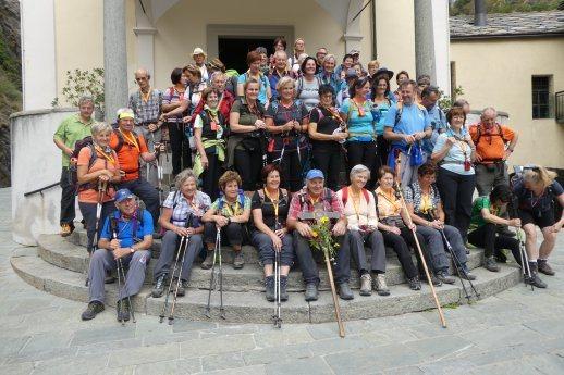 Bild: Vom Aostatal nach Piemont