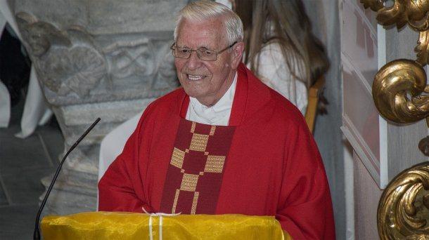 Bild: Goldenes Priesterjubiläum