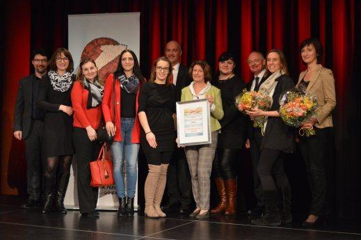 "Bild: ""HIPPY & Smile""erhält Bank Austria Sozialpreis 2017"