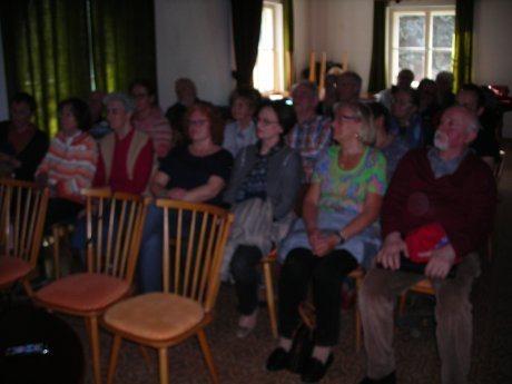 Bild: Spannende Vorträge mit Fr. Dr. Manuela Maier