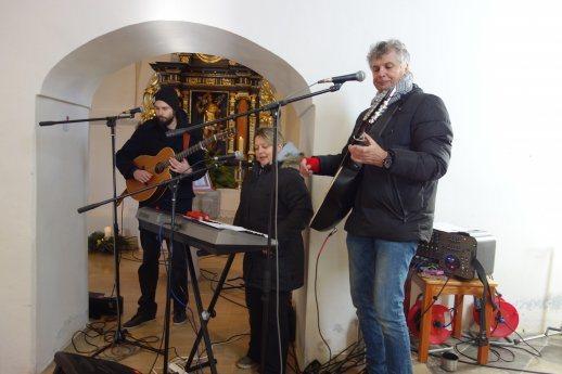 Bild: Gospel-Messe in Köstenberg