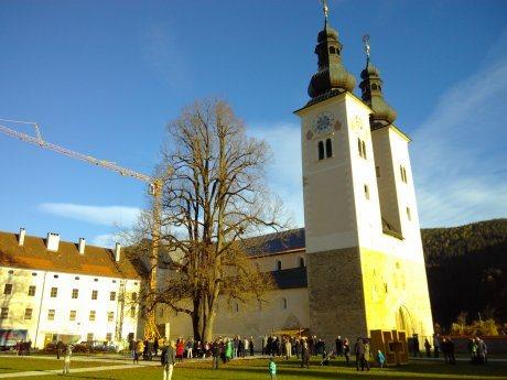 Bild: Besuch der österreichischen Diakone