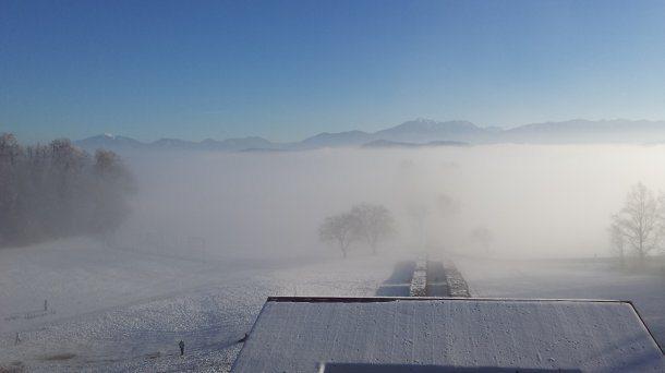 Bild: Winterlicher Spaß in Tanzenberg