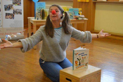 Bild: Buchstart für Kinder von 2 bis 4 Jahren