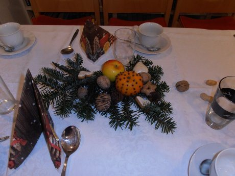 Bild: Es naht der Advent