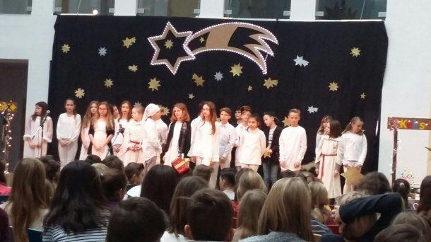 """Bild: Weihnachtsmusical """"Melwin's Stern"""""""