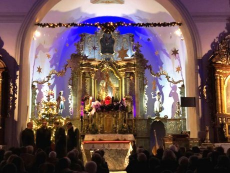 Bild: Adventkonzert am 23. 12. 2017
