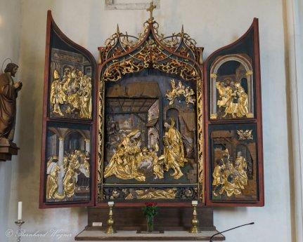 Bild: Geschichte der Pfarrkirche Maria Rojach