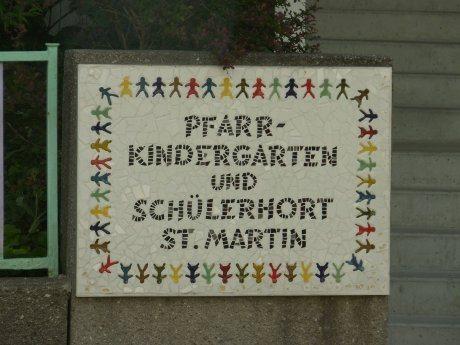 Bild: Kindergarten und Hort der Pfarre Villach-St. Martin