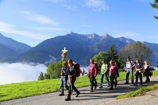 Bild: Pilgern in Kärnten