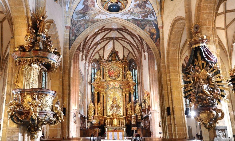 Die Maria Saaler Domkirche - - Katholische Kirche Krnten
