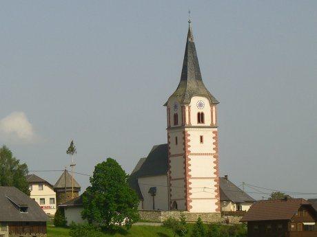 Bild: Ausschnitt aus der Kirchenchronik